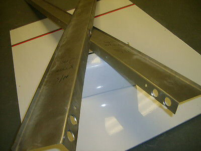 jaguar x type sill repair panels O/S & N/S PRICE IS FOR A PAIR