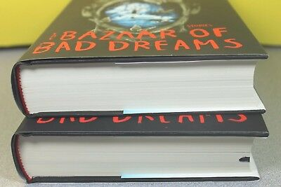 The Bazaar of Bad Dreams by Stephen King (Hardcover) NEW