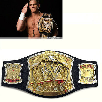 WWE World Heavyweight Wrestling Championship Replica Belt 96 length