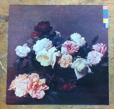 New Order ~ Power Corruption & Lies ~ Original 1983 Uk Vinyl Pressing