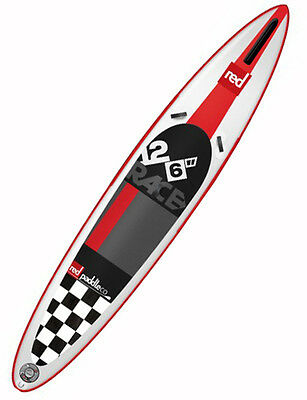 Save $600! 2015 Red Paddle Co Race 12-6 Inflatable Sup Paddle Board w/bag & pump
