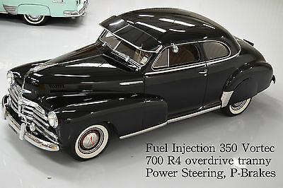 1948 Chevrolet Other  RESTO-MOD with FUEL INJECTION & other Upgrades   SEE Test Drive VIDEO to believe
