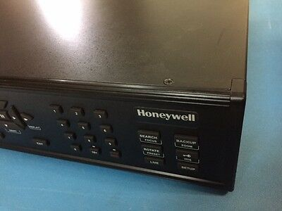 Honeywell HDRP4D250, DVR, 4CH, 120IPS, 250GB, USB, DVD
