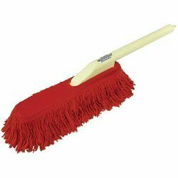 California Car Duster 62443 Standard Car Duster With Plastic Handle