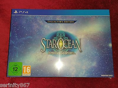 Star Ocean: Integrity And Faithlessness - Collector's Edition Sony PlayStation 4