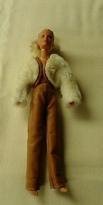 """Vintage Darci Cover Girl And """"fur Fantasy"""" Outfit 1979 Kenner"""