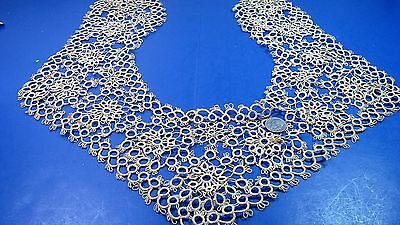 Antique / Vintage Tatting Collar-Sewing-Doll Dressing- Arts -Crafts