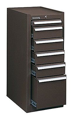 Kennedy 386XB 6 Drawer Hang-on Side Cabinet