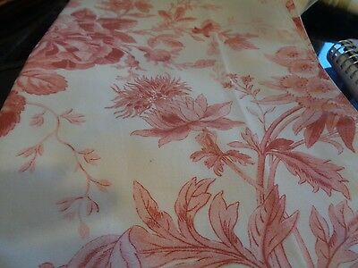 Williams Sonoma Floral Blossom Table Runner  16  X 108 New without tag