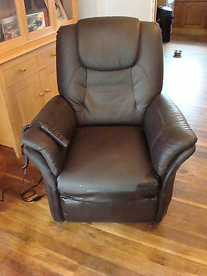 Electric Recliner Chair - Twin Motor