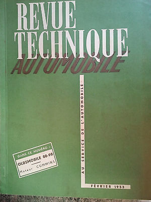 revue technique Oldsmobile 88-98
