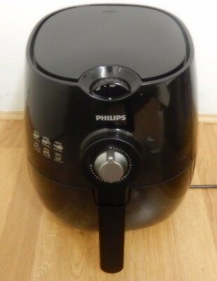 Philips Viva Collection Airfryer, Black - HD9220/20 USED.