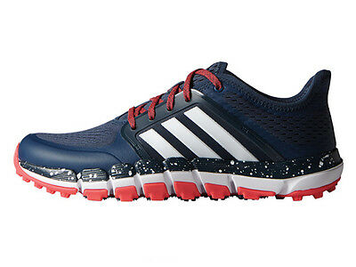 Adidas ClimaChill Tour Shoes - Mineral Blue/White/Shock Red