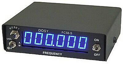 Dosy FC50SP 6 Digit Frequency Counter Side Band Use