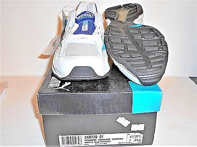 WOMEN'S PUMA SNEAKERS  NEW In Original Box  Size 7 Tag $69.95 Now $12.90