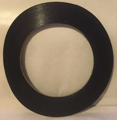 WHITEBOARD TAPE,  Grid Tape 3mm x 33m Black miss-shaped Rolls Non Magnetic