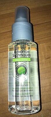 1 Avon Advanced Techniques Daily Shine Dry Ends Serum - Leave in 2 oz NEW