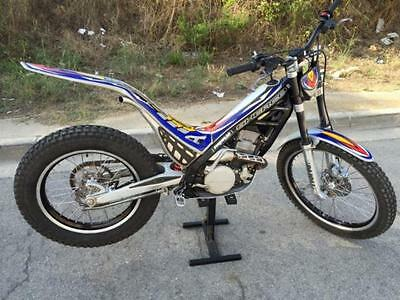 SHERCO ST 3.2 2007 Trials Bike - ST3.2 320 TRIAL '07