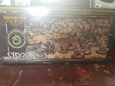 Warmachine: Cryx - Army Box 2017