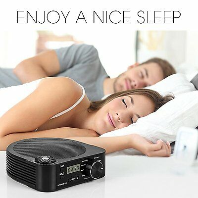 Koala Sleep Tones Sound Therapy Machine, Relax Rest Easily With Natural Sounds