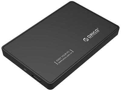 "ORICO Tool Free 2.5 inch USB 3.0 SATA External Hard Drive Enclosure for 2.5"" SAT"