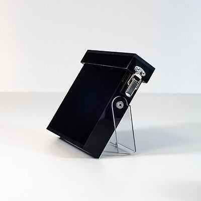 4x5 traveling tank for wet plate collodion process - no petzval