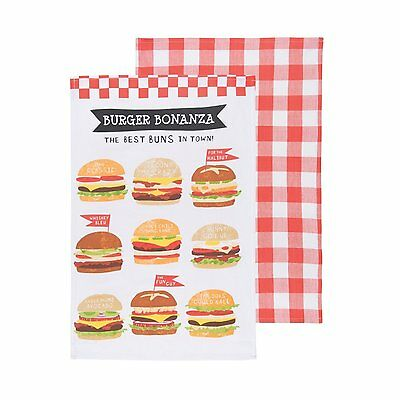 Now Designs Ripple Kitchen Towel Set Of