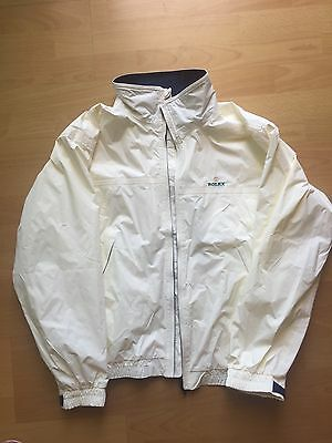 Very Rare Original Rolex Mens Sailing & Yacht Jacket 100% Nylon- M