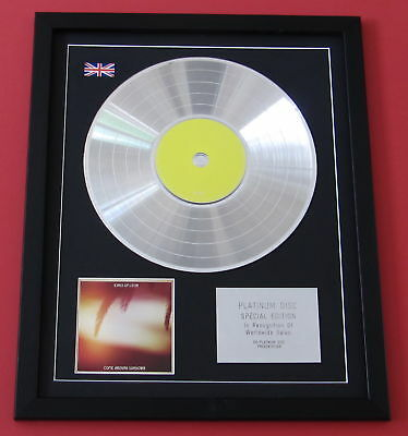 KINGS OF LEON Come Around Sundown CD / PLATINUM LP DISC Presentation