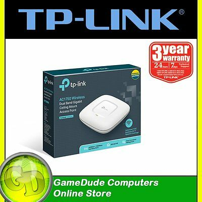 TP-LINK EAP245 AC1750 WiFi Dual Band Access Point 1750Mbps Ceiling Mount [3]