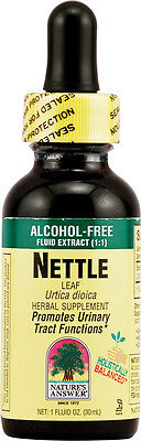 Nettle Leaf Extract, Nature's Answer, 1 oz without Alcohol