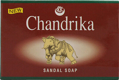 Chandrika Sandal Soap, Chandrika Soap, 75 gram