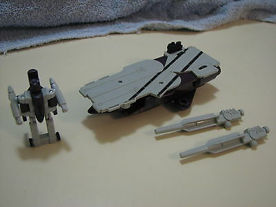 Transformers G1 Micromaster Flattop 100% Lot 3 (Rs)