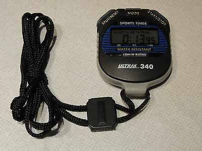 Ultrak 340 Stopwatch All Purpose Timer