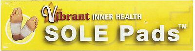 Inner Health Sole Pads, Inner Health, 10 pads