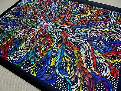 LOUISE NUMINA 120 x 90 cm Original Painting - Aussiepaintings Aboriginal Art