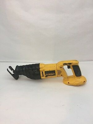DEWALT 18 Volt Reciprocating Saw / Sawzall DC385