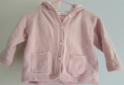 Country Road baby girl jacket size 0 6-12 mths