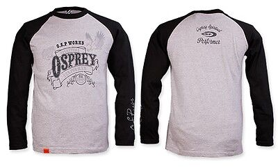 OSP O.S.P LONG SLEEVE T SHIRT MODEL 10 Raglan Type