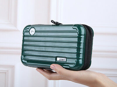 Airline Amenity Bag Kit PC Washing Bag Case Overnight Zipper Case Cosmetic Bag