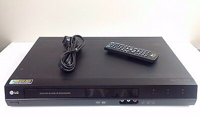 LG LRA-850 Multi-format DVD Recorder Comes w/ Remote, Power Cord - Tested Works
