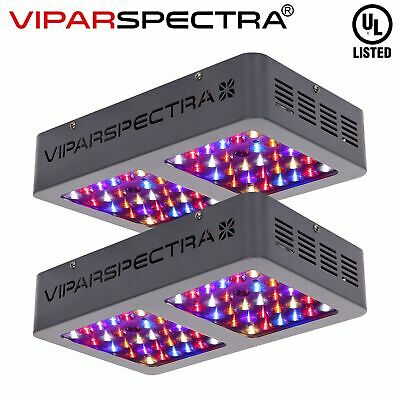 VIPARSPECTRA Reflector-Series 2Pcs 300W LED Grow Light Full Spectrum For Indoor