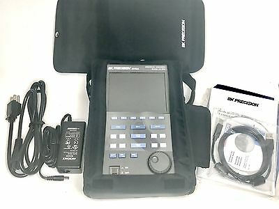 B&K Precision 2652A Handheld Spectrum Analyzer with Tracking Generator - NEW!