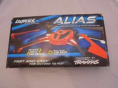 Latrax Alias High Performance Quad Rotor Helicopter Powered by Traxxas