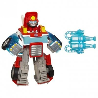 Playskool Heroes Transformers Rescue Bots Energise Heatwave the Fire-Bot Figure