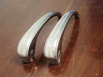 1933 1934 1935 1936 Plymouth Door Handles VTG Antique NOS MOPAR 1930S