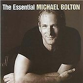 MICHAEL / MICHEAL BOLTON - The Very Best Of - Greatest Hits - Essential 2 CD NEW