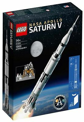 Lego Ideas 21309 Saturn V Apollo Nasa