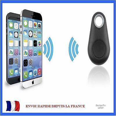 MINI TRACKER TRACEUR GPS BLUETOOTH Avec Pile Varta collier Android Iphone