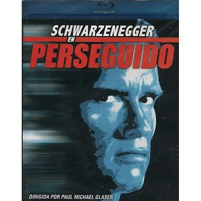 Perseguido (The Running Man) (Bluray Nuevo)